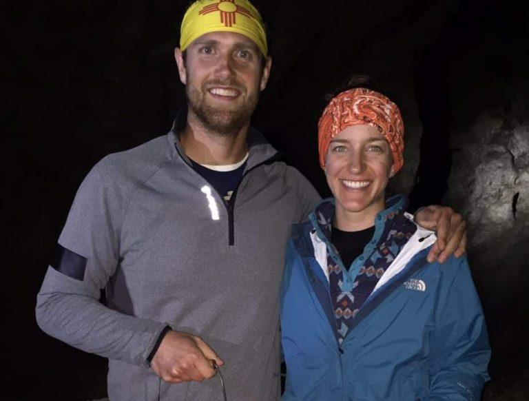 Lantern-lit cave tour!