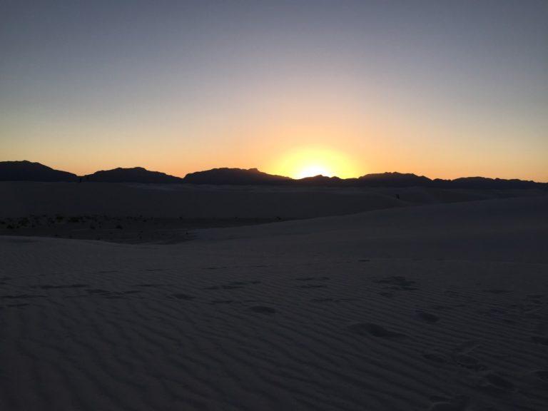 White Sands g
