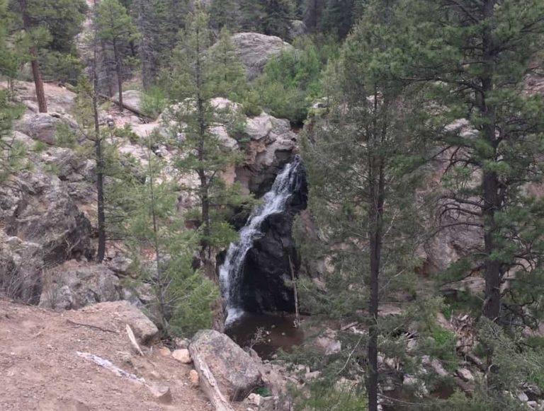 Jemez Falls Trail