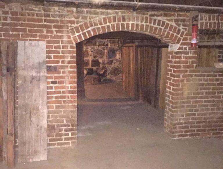 The underground tunnel system in Portland