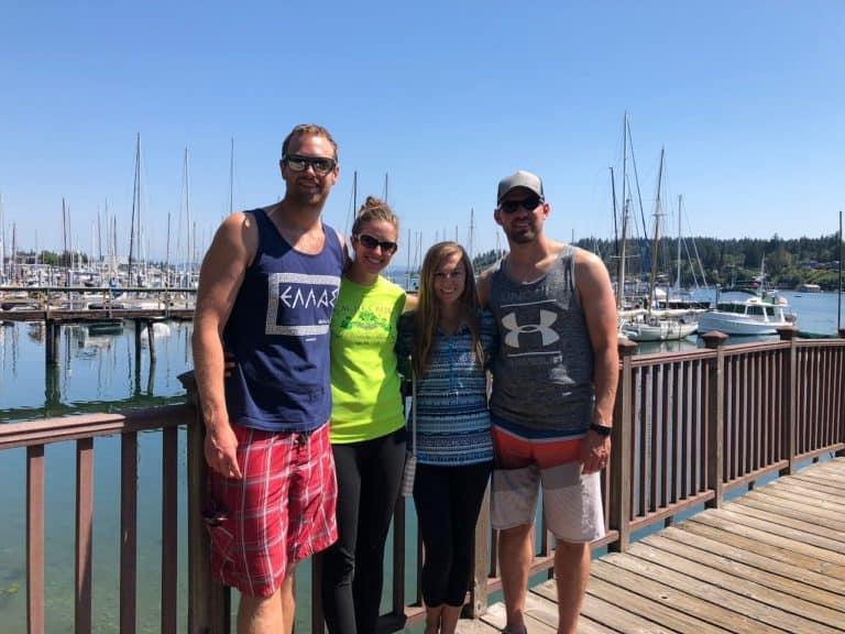 Exploring Bainbridge Island