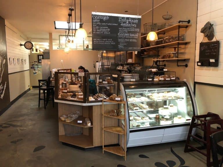 An entirely gluten-free bakery!