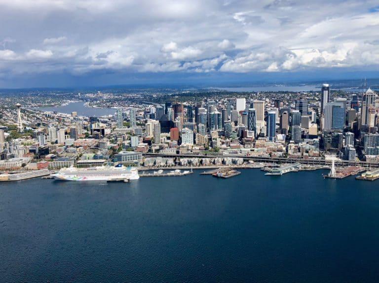 Downtown Seattle!