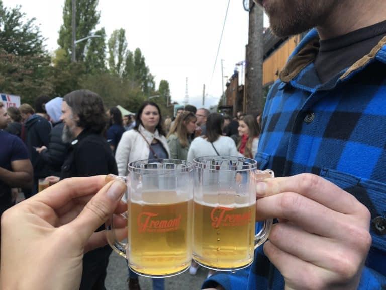 Our taster mugs!