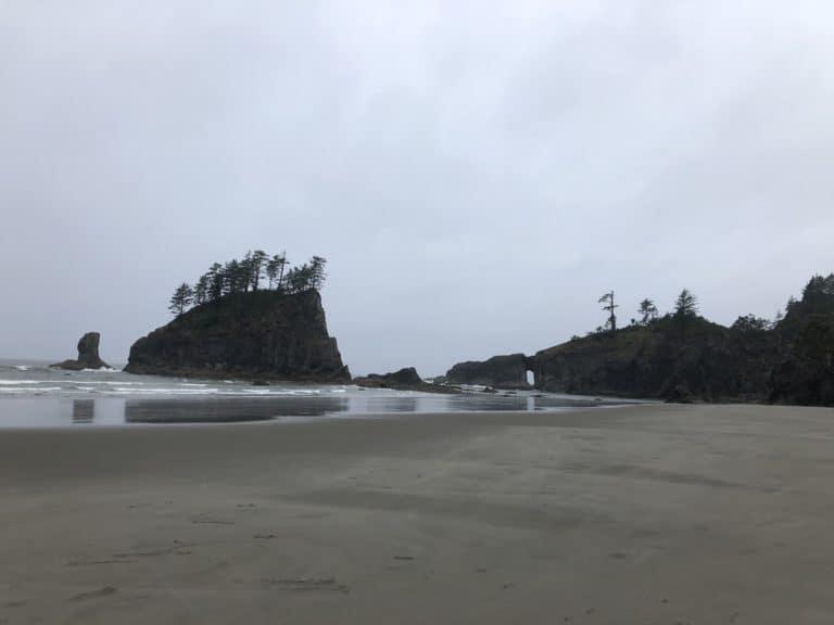 La Push Second Beach