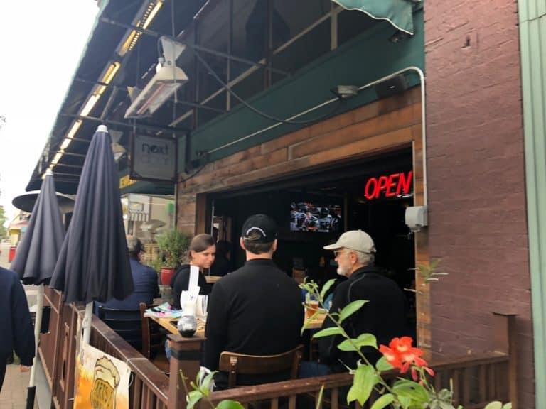 Next Door Pub in downtown Port Angeles