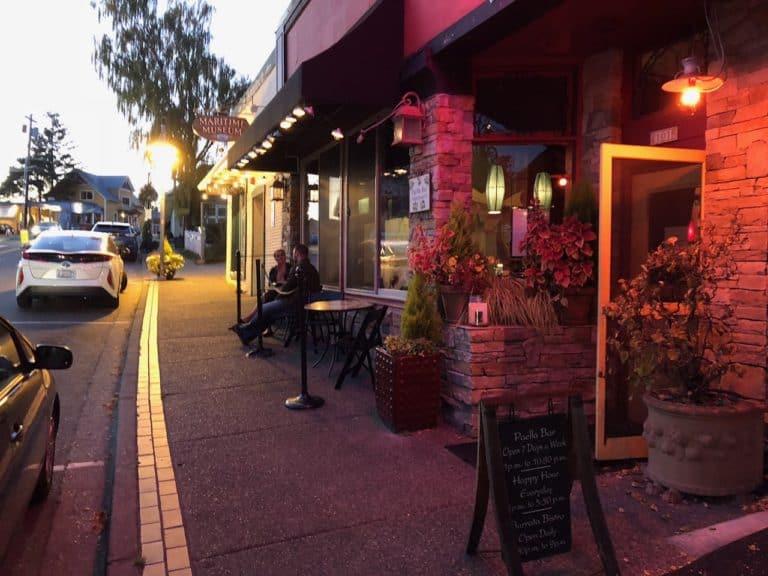 Paella Bar