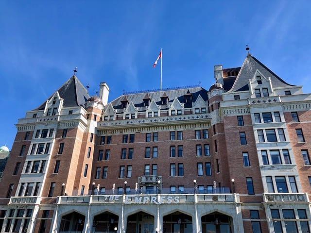 The Empress: Victoria's grandest hotel!