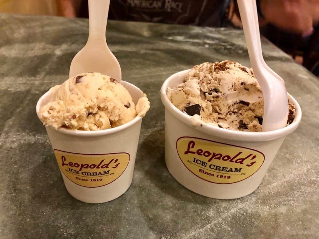 Might be the creamiest ice cream we've ever had!