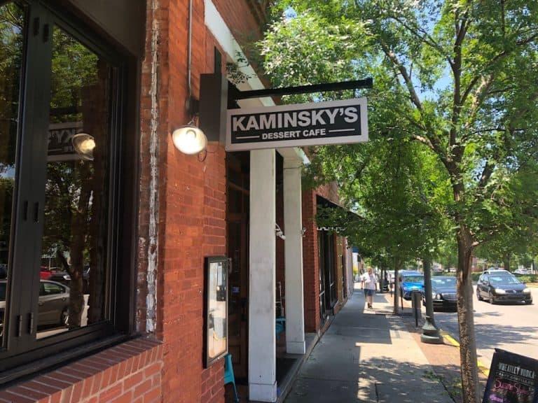 Kaminsky's Dessert Cafe
