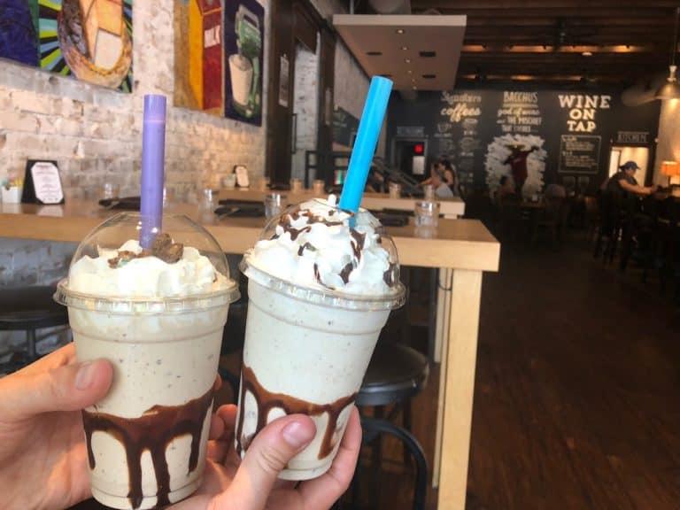 But we prefer milkshakes :)