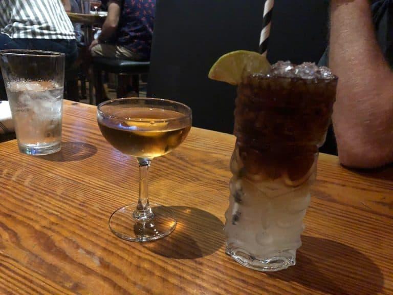 Solid cocktails!