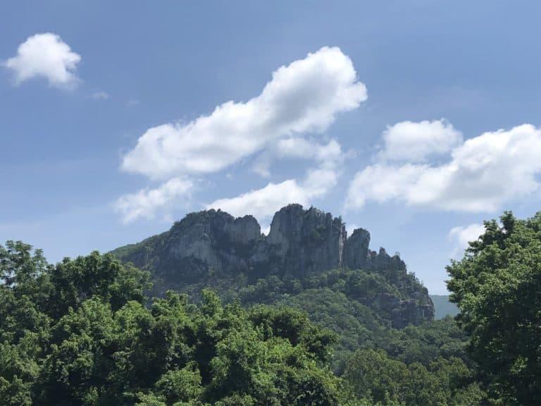 Seneca Rocks!
