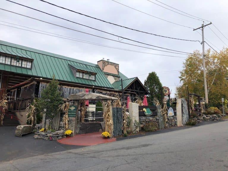 Adirondack Pub & Brewery in Lake George.