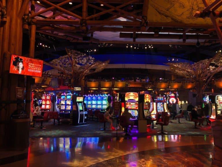 Earth Casino