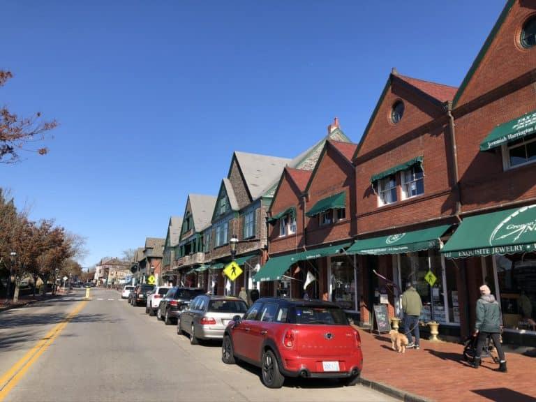 Downtown Newport