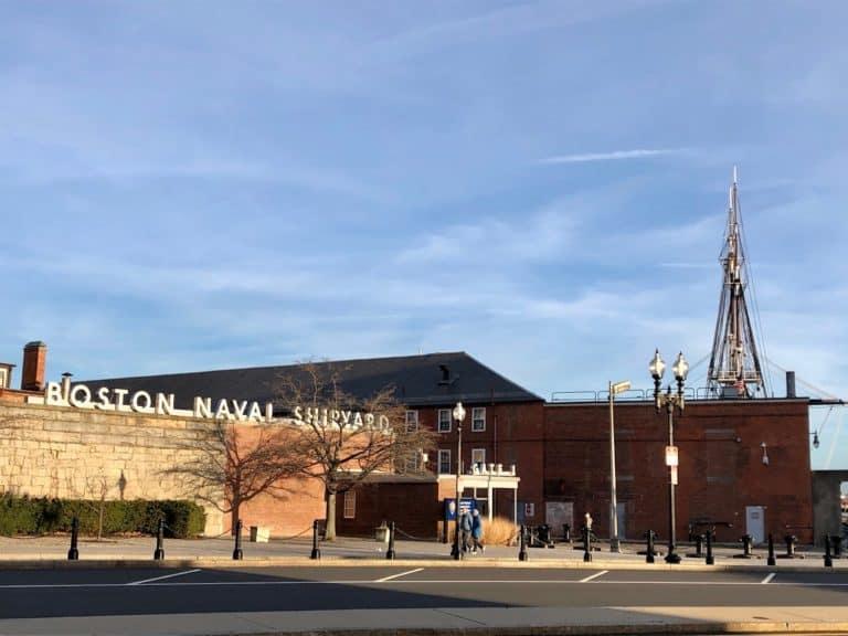 Boston Naval Shipyard